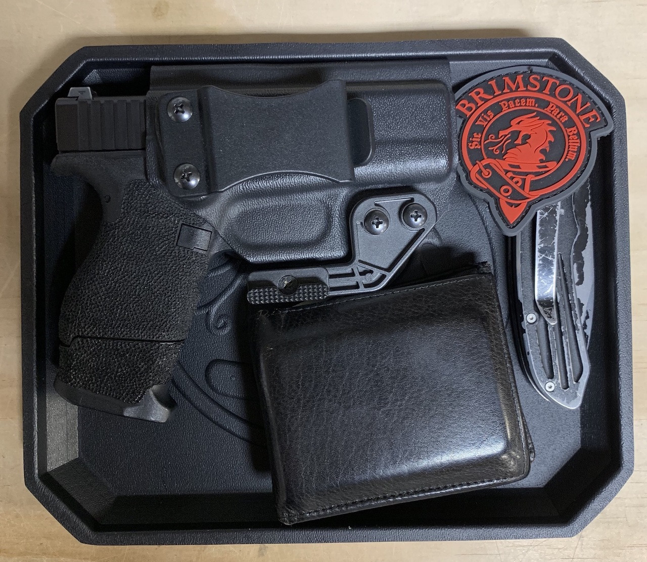Parts Trays/ EDC Dump Tray