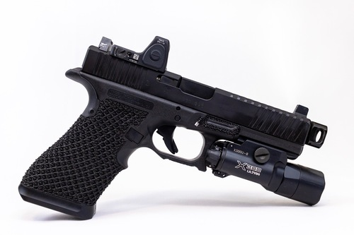 Glock Slide Milling for Trijicon RMR/SRO/Holosun