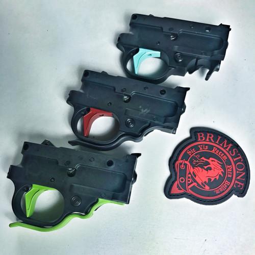 Ruger BX Trigger Work