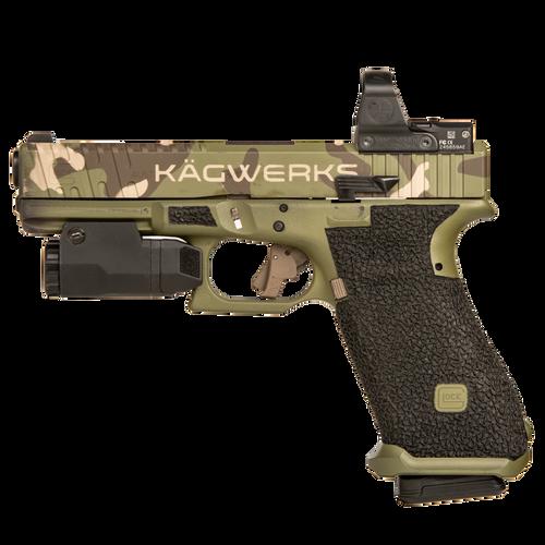 Kagwerks Extended Slide Release Gen 3 & 4