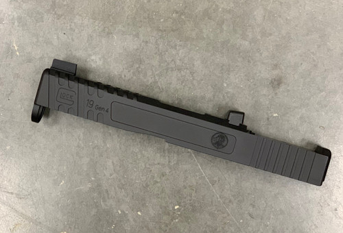 Glock RMR-  Dawson Lower 1/3 blackout sight set (our milling only)