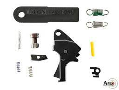 Apex Flat faced forward set sear and trigger kit - M&P