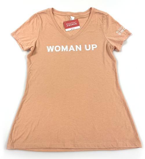 Woman Up Shirt