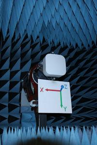 Antenna Test Lab Top Signal EDGE Flex-Mount Panel Antenna N-Female TS260820