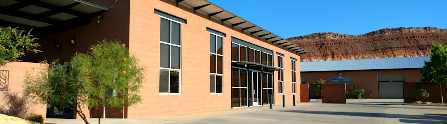 Powerful Signal headquarters office in Hurricane, Utah
