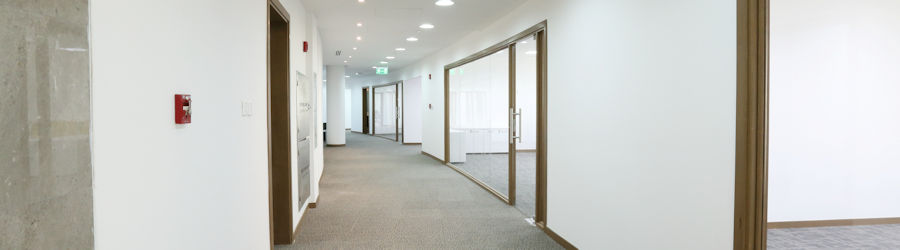 Cell phone signal booster systems for large offices from Powerful Signal