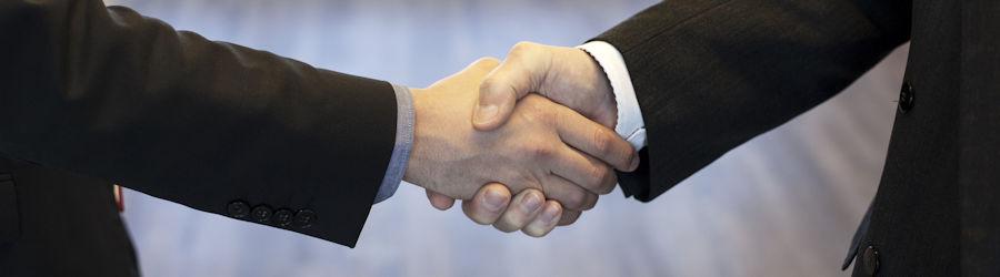 Handshake contract