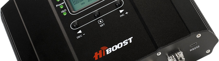 HiBoost Home 10K home cell signal booster from Powerful Signal