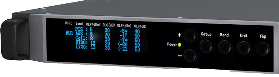SolidRF Fiber DAS 4400 active cellular DAS system from Powerful Signal