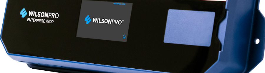 WilsonPro Enterprise 4300 commercial cell signal booster from Powerful Signal