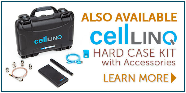 Cell LinQ hard case kit (910055) with accessories also available