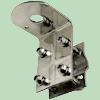 Stainless Steel Rail Mount for RFI Folding Bull Bar Antenna Mount TS432111 icon