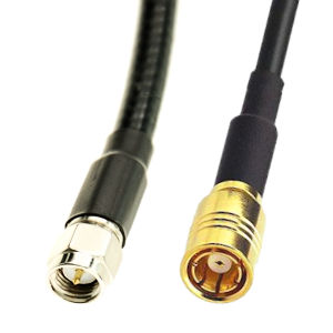 Top Signal LMR195 coax with sma-male and smb-female connectors TS335010