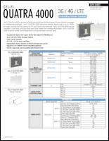 Download the Cel-Fi QUATRA 4000 data sheet (PDF)