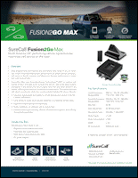 Download the SureCall Fusion2Go Max data sheet (PDF)