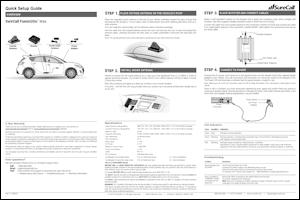 Download the SureCall Fusion2Go Max quick setup guide (PDF)
