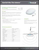 Download the SureCall SC-228W spec sheet (PDF)