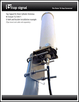 Download the Top Signal TS210681 installation example (PDF)