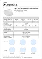 Download the Top Signal TS250620 spec sheet (PDF)