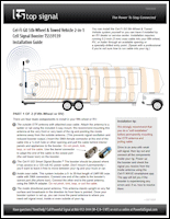 Download the RV Cel-Fi GO Cell Signal Booster for 5th‑Wheels & Towed Vehicles installation guide (PDF)