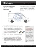 Download the Cel-Fi GO Adventure Van installation guide (PDF)
