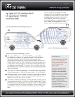 Download the Top Signal Cel-Fi GO Adventure Van RV installation guide (PDF)
