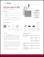 Download the weBoost Destination RV 470159 spec sheet (PDF)