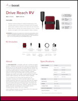 Download the weBoost Drive Reach RV 473054 spec sheet (PDF)
