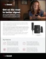Download the weBoost Drive X RV 471410 sales sheet (PDF)