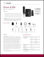 Download the weBoost Drive X RV 471410 spec sheet (PDF)