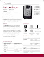 Download the weBoost Home Room 472120 spec sheet (PDF)