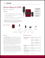 Download the weBoost Drive Reach OTR 472154 spec sheet (PDF)