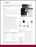 Download the weBoost Installed | Home Complete 474445 spec sheet (PDF)