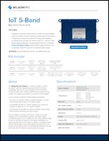 Download the WilsonPro 460119 spec sheet (PDF)