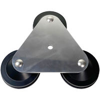 Top Signal MagMAX 3X Magnetic Antenna Mount TS432011