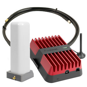 weBoost Drive Reach Desktop/Vehicle Cell Signal Booster Kit 470154