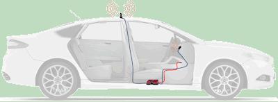 weBoost Drive Reach 470154 setup diagram small