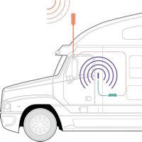 weBoost Drive Reach OTR 472154 setup diagram