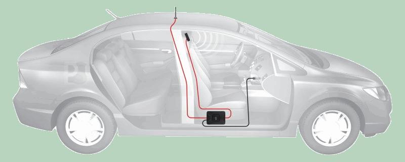 weBoost Drive X 475021 setup diagram