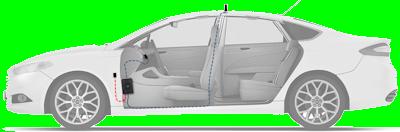 weBoost Drive X Fleet Professional NMO 475021 setup diagram