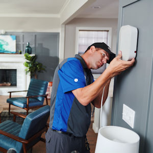 Professional installation of a weBoost Home Complete