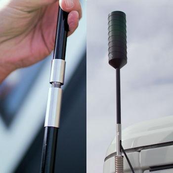 Wilson Electronics 4G OTR Antenna Truck Edition 304415 modular installation