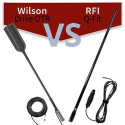 Wilson Drive OTR antenna (311229) vs. RFI Q-Fit antenna (TS210701)