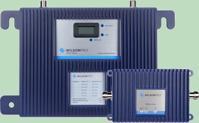 WilsonPro 1050 inline cellular DAS signal booster system