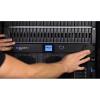 WilsonPro 4000R Rack-Mount Commercial Signal Booster 460231: Rack mount example