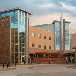 Custom solution: Critical areas in Arizona hospital (88,800 ft²)