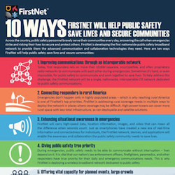 10 ways FirstNet will improve public safety