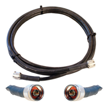 Wilson 952310 WILSON400 Coax Cable 10 ft. with N-Male Connectors