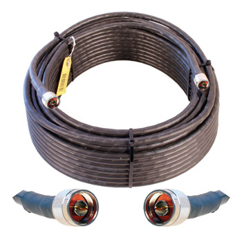 Wilson 952375 WILSON400 Coax Cable 75 ft. with N-Male Connectors