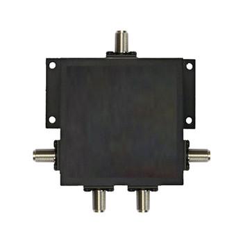 Wilson 4-Way Splitter 75 Ohm F-Female 859106
